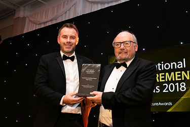Beaumont Hospital's Laboratory Modernisation Project - 2018 National Procurement Awards winner