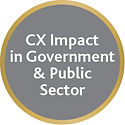 CX Impact in Government & Public Sector