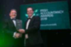 CDE - Irish Accountancy Awards 2018 winners