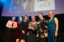 HSE HR - 2019 HR Award winners