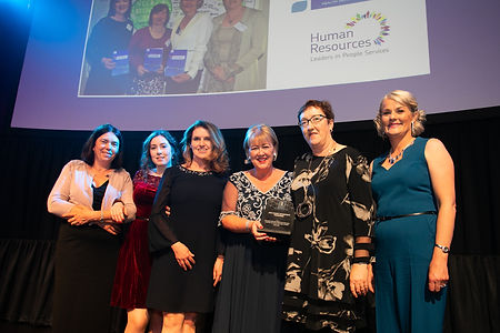 HSE HR - 2019 HR Award winners