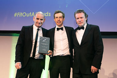 DTA Architects - Fit Out Awards 2018 winner