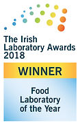 Food Laboratory of the Year 2018