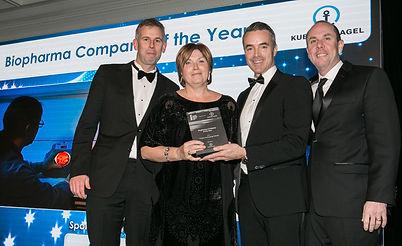 Amgen Technology Ireland - Pharma Industry awards 2017 winner