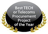Best TECH or Telecoms Procurement Project of the Year
