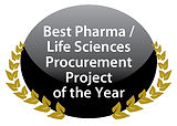 Best Pharma/Life Sciences Procurement Project of the Year