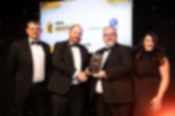 CField Construction - 2019 Irish Construction Industry Awards winner