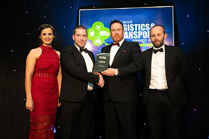 Greyhound Recycling - Irish Logistics & Transport Awards 2019 winners