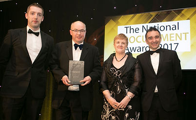 An Garda Síochána - National Procurement Awards 2017 winner