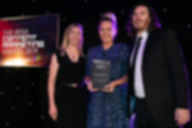 Wolfgang Digital - 2019 Irish Content Marketing Awards winner