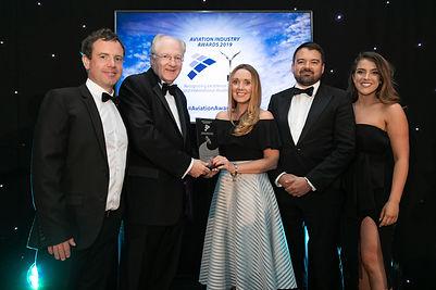 Aer Lingus - Aviation Industry Awards 2019 winner