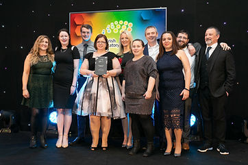 Jazz Pharmaceuticals - The Irish Laboratory Awards 2019 winner