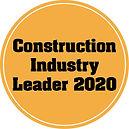 Construction Industry Leader 2020