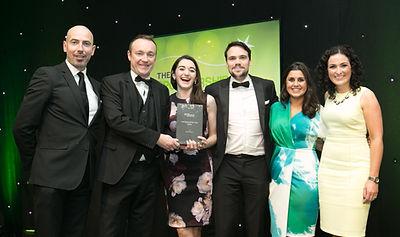 AIG Insurance- Irish Sponsorship Awards winners 2017