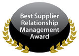 Best Supplier Relationship Management Award