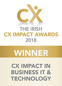 CX Impact in Business IT & Technology