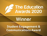 Student Engagement & Communications Award