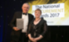 n Murphy - National Procurement Awards 2017 winner
