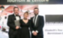 Elizabeth's Tree House, Barretstown Camp - Fit Out Awards 2017 winners