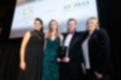 Fenero - 2019 The Irish CX Impact Awards winner