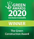 The Green Construction Award