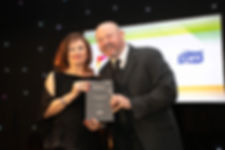 Fionnuala Byrne - Facilities Management Awards 2019 recipient