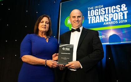 Translink - Irish Logistics & Transport Awards 2019 winners