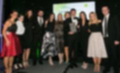 Three for Focus Ireland & IRFU 'Let's Tackle Homelessness' - Irish Sponsorship Awards winners 2016