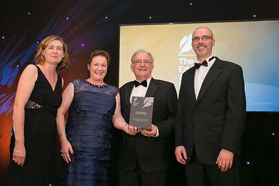 Dundalk Institute of Technology & Heilbronn University - The Education Awards 2018 winners