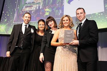 SSE Airtricity Dublin Marathon #TwentyThousandStories - Irish Sponsorship Awards 2018 winners