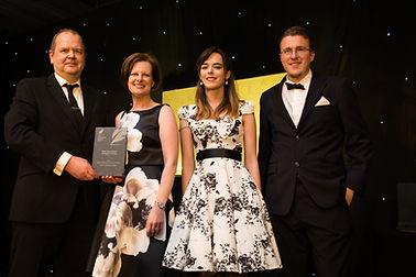 Amgen Biotech Experience Ireland, Systems Biology Ireland - The Education Awards 2017 winners