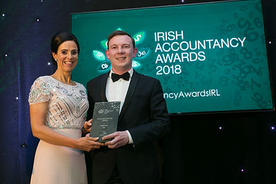 Monica Kelly - Irish Accountancy Awards 2018 winners