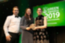 Clonee Data Centre project by Mace - Green Awards 2019 winner