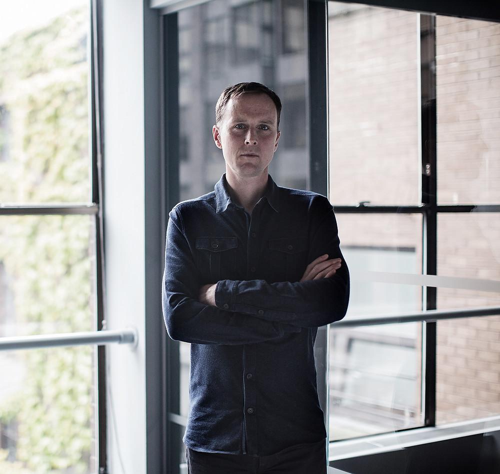 John Collins, Director of Content at Intercom