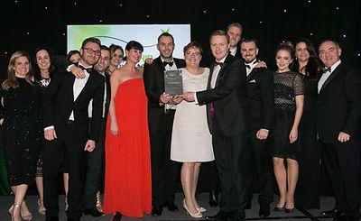 Vodafone Ireland - Irish Sponsorship Awards winners 2016
