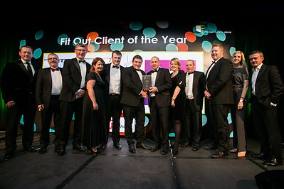 AIB - 2019 Fit Out Awards 2019 winner