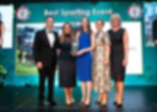 The Punchestown Festival 2018 - 2019 Event Industry Awards winner
