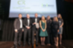 AIB - 2019 The Irish CX Impact Awards winner