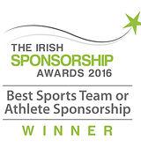 Best Sponsorship Brand 2016 winner logo