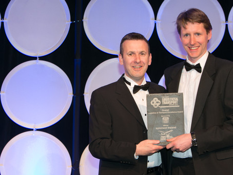 syncreon Ireland: 2015 award winners