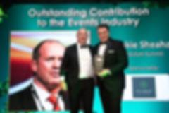 Frankie Sheahan - Pendulum Summit - 2019 Event Industry Awards recipient