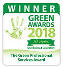 The Green Professional Services Award