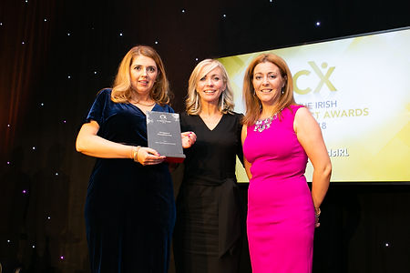 Irish Life Financial Services - 2018 CX Awards winners