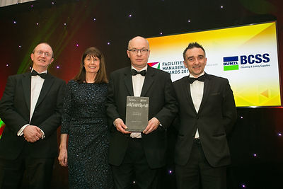 An Garda Síochána - Facilities Management Awards 2018 winner