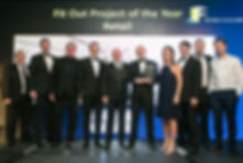 Brown Thomas, Dublin - Fit Out Awards 2017 winner