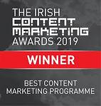 Best Content Marketing Programme