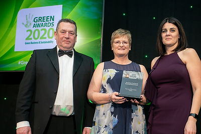The Convention Centre Dublin - The Green Awards 2020 winners