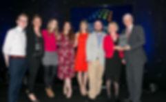 APC Microbiome Ireland, Teagasc - The Irish Laboratory Awards 2018 winner