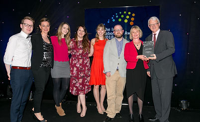 APC Microbiome Ireland, Teagasc - The Irish Laboratory Awards 2018 winner