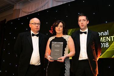An Garda Síochána - 2018 National Procurement Awards winner